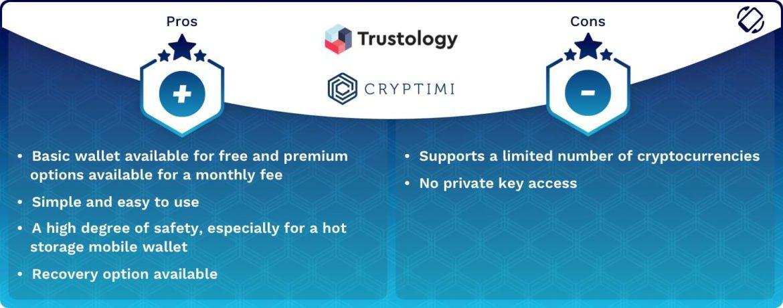 Info about Trustology