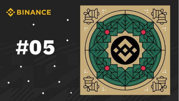 Win 1 of 100 Limited Edition Binance NFTs