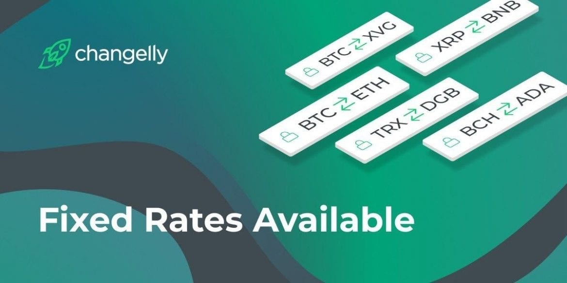 Fixed-Rate Exchanges Are Now Available at Changelly