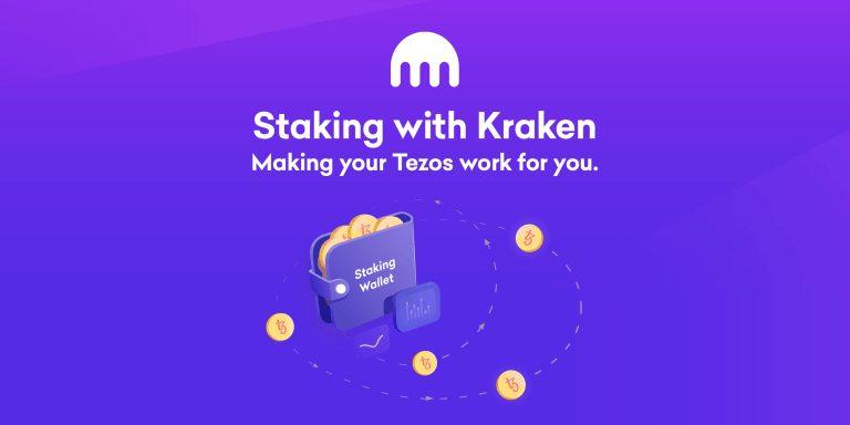 Kraken Will Launch 6% Return Staking Tezos Tomorrow