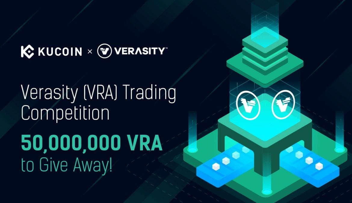 KuCoin Announce Verasity (VRA) Trading Competition