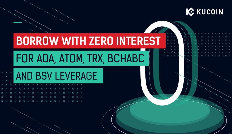 Borrow New Tokens on KuCoin Margin Trading With 0% Interest