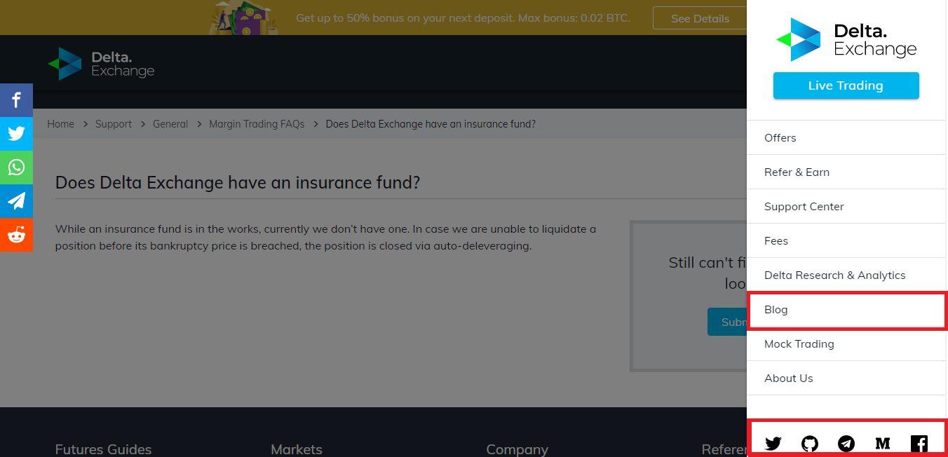 Delta Exchange Blog
