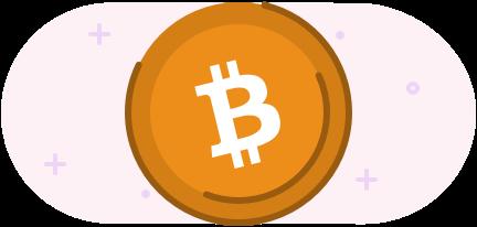 Buy Bitcoin - BTC Icon