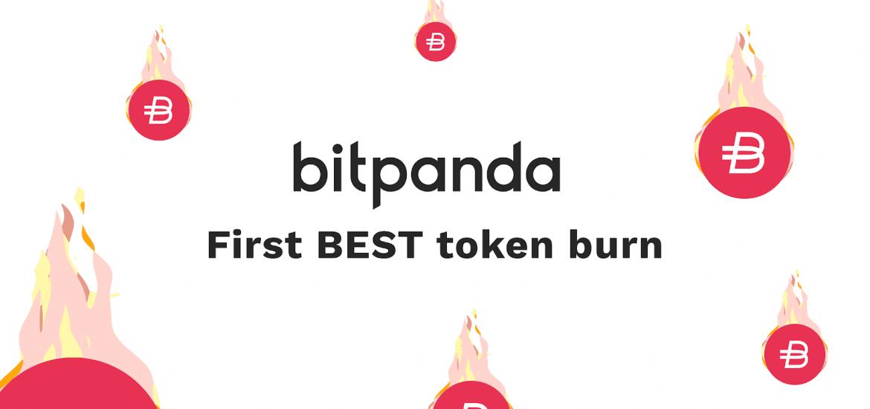 BitPanda Announce Details of First Native Coin Burn