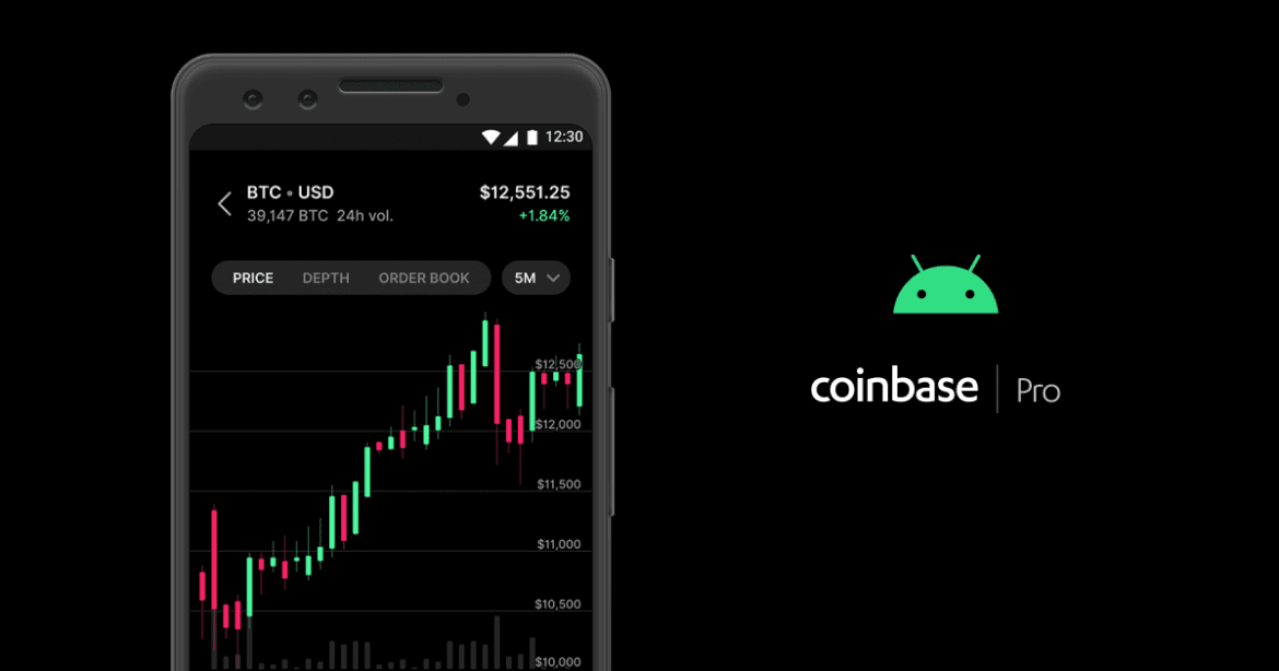 Coinbase Pro Mobile App Now Available on Android