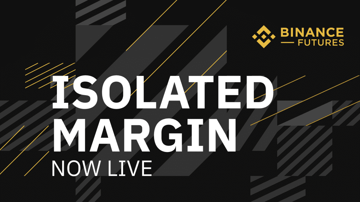 Isolated Margin Mode Goes Live at Binance Futures