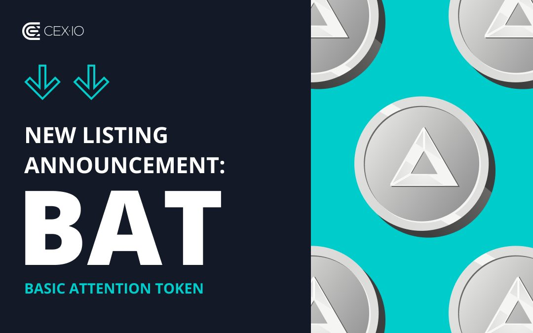 BAT Token Receives Listing on CEX
