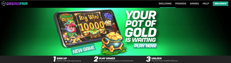 CasinoFair - Win Big