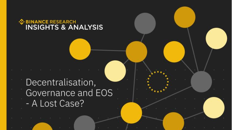 "Binance Research Asks, ""Is EOS Too Centralised?"""