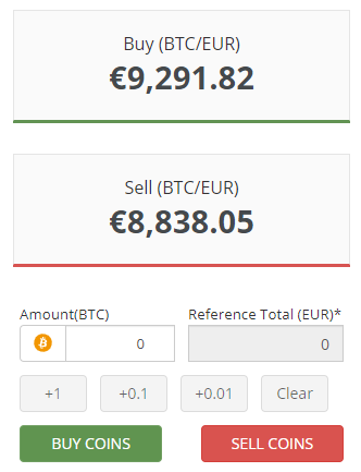 bitFlyer Buy and Sell Bitcoin