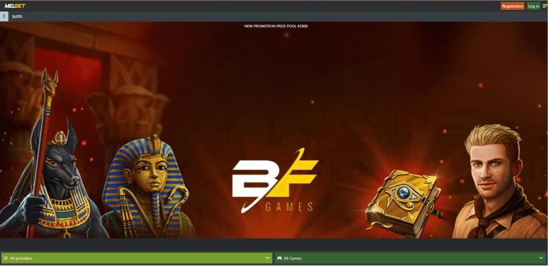 MelBet Casino bonus promo