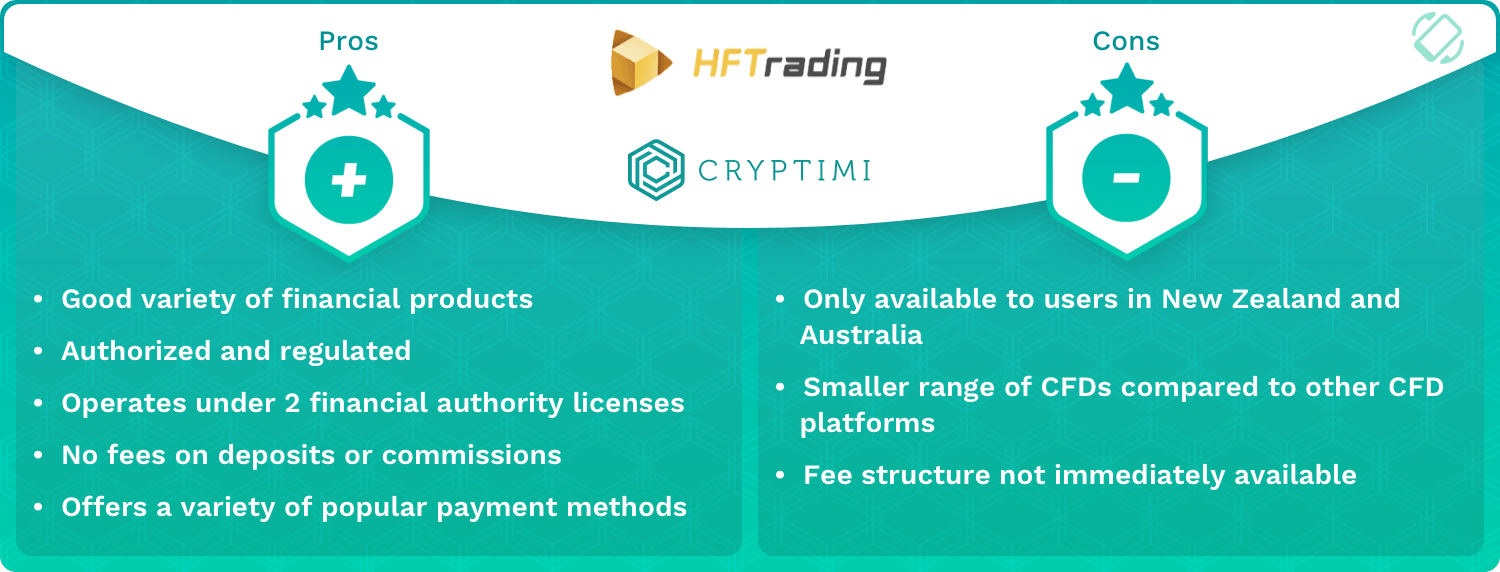 HFTrading PRos and Cons
