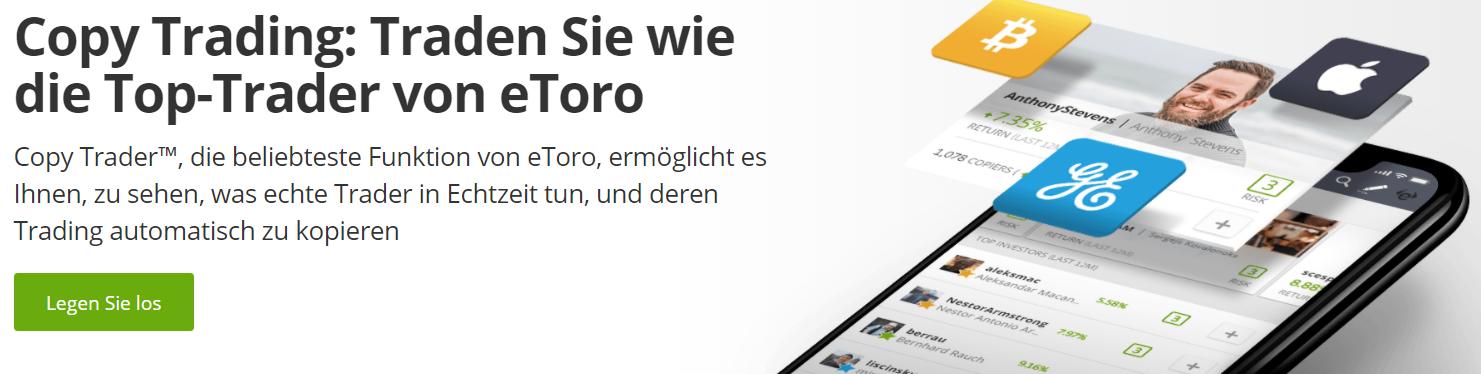 eToro CopyTrader