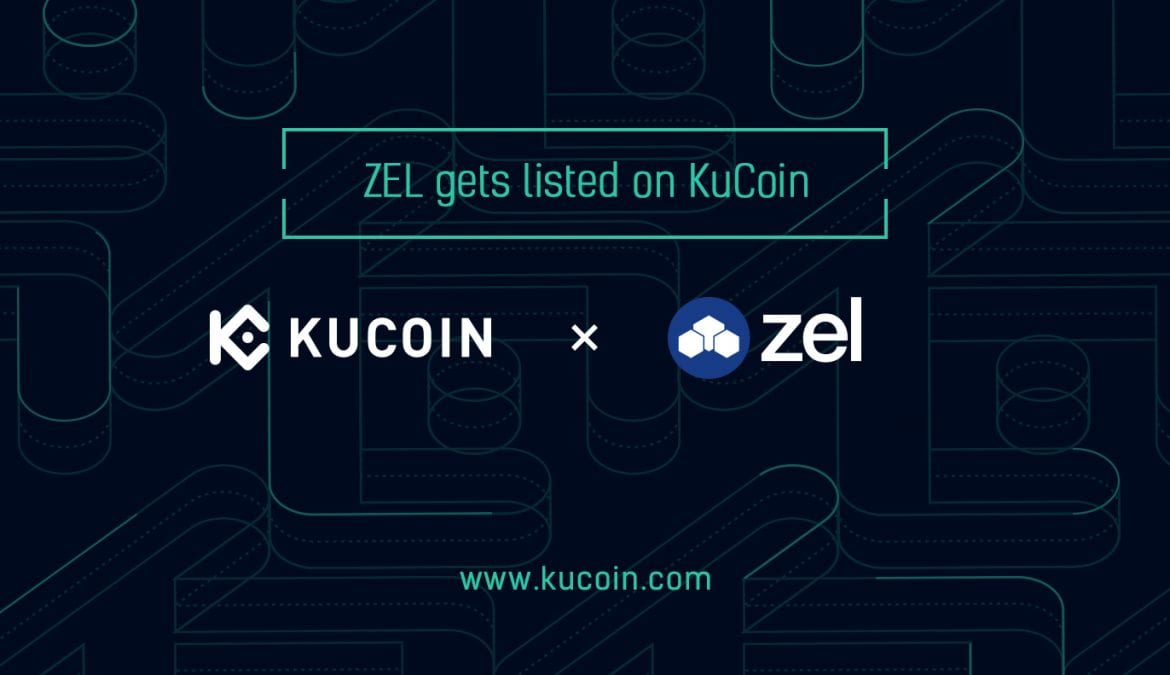 ZEL Set To Go Live For Trading at Kucoin Tomorrow