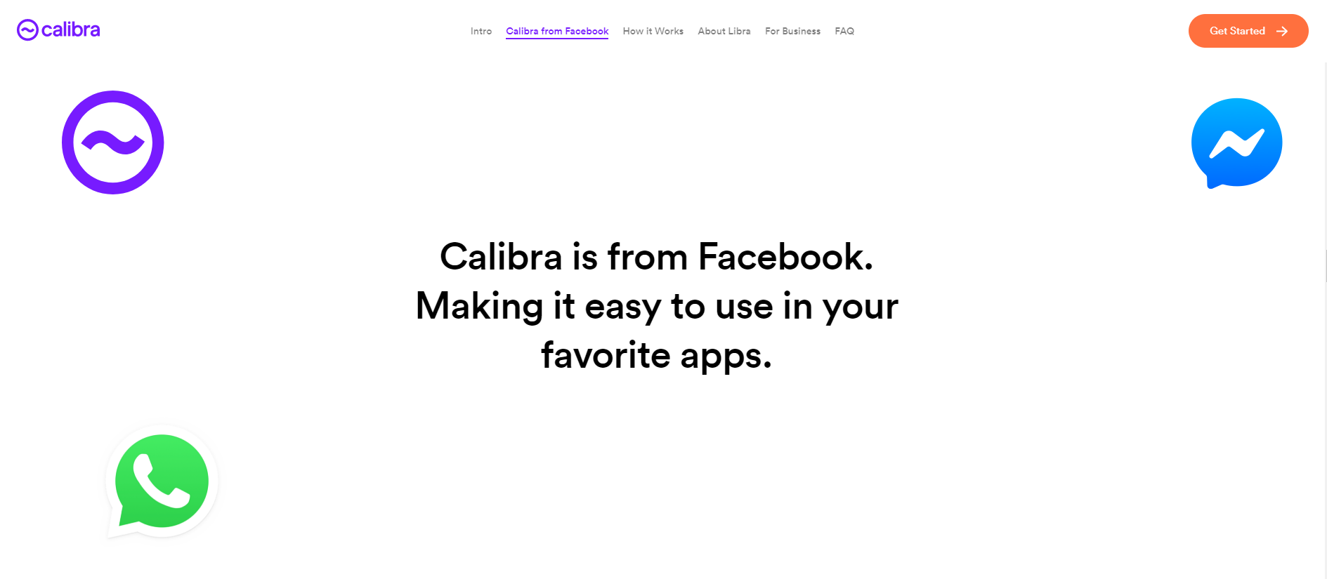 Calibra Review - Landing Page