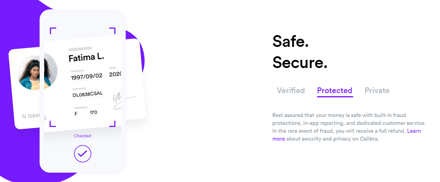 Calibra Wallet Review - Secure Protected