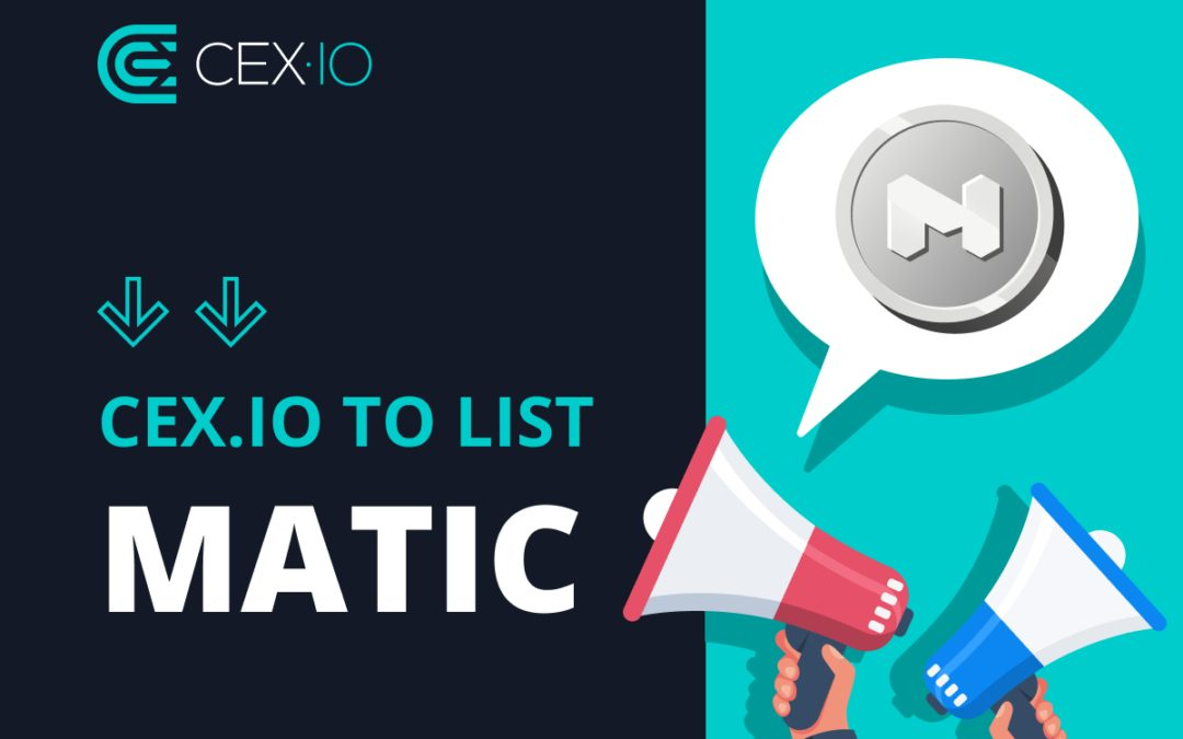 MATIC To Be Listed on CEX Next Week