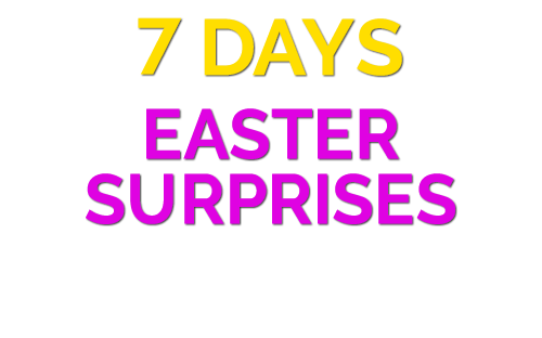 Easter Promos at Monte Crypto's Casino