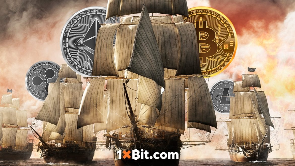 "1xBit Launches ""Freebooter Treasure"" Crypto Tournament"