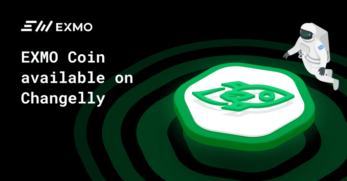 EXMO Coin Now Listed at Changelly