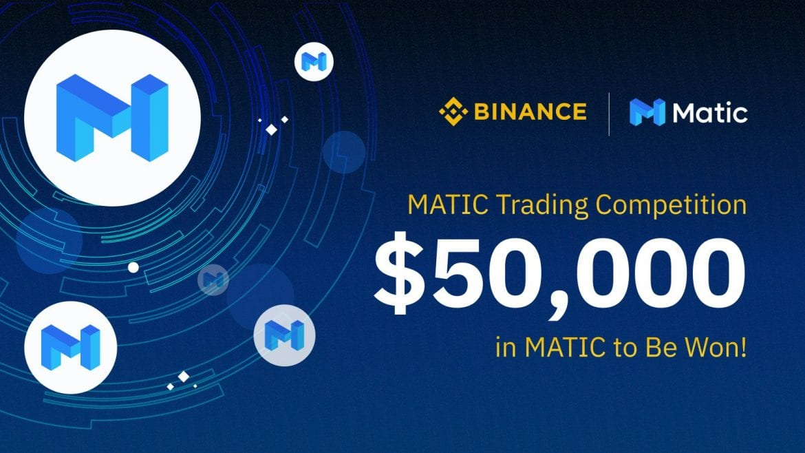 Binance to Host Matic Trading Comp
