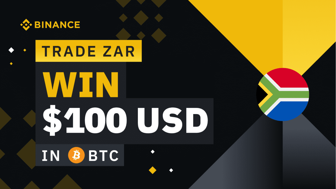 Binance Celebrate ZAR Launch with Competition