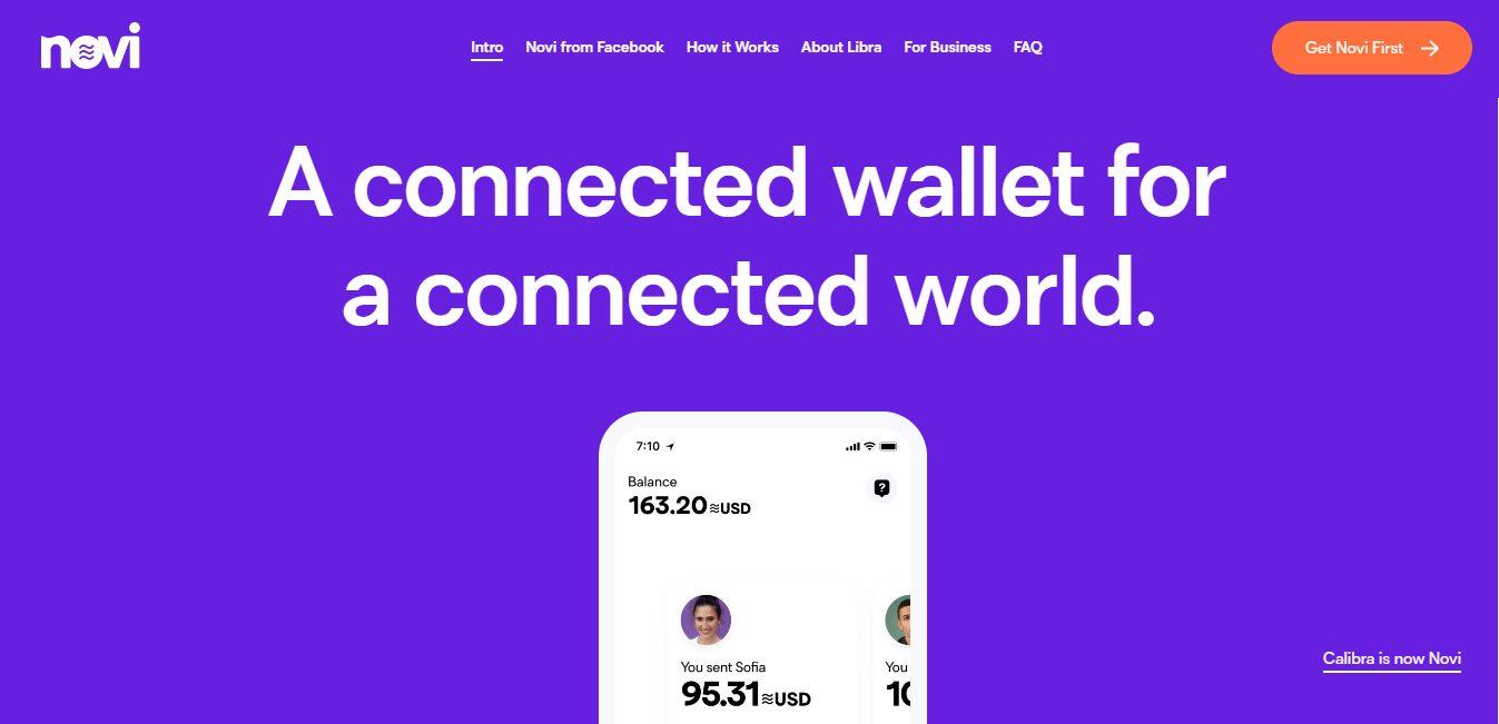 Novi Wallet