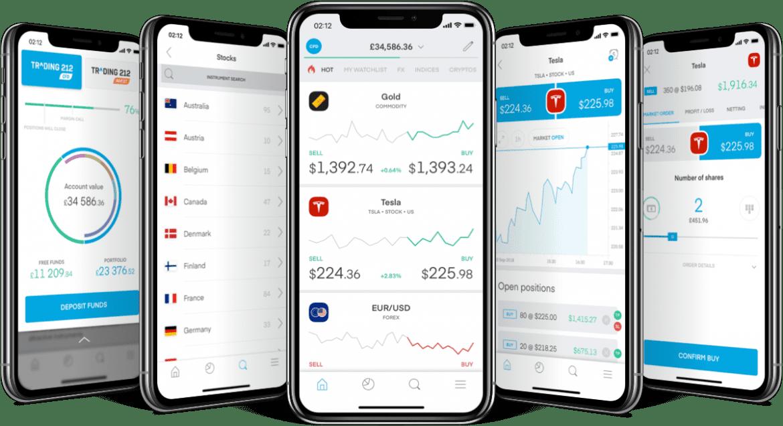 Trading212 Trading Platform
