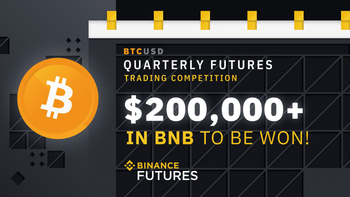 Win $200,000 In Binance Futures Competition