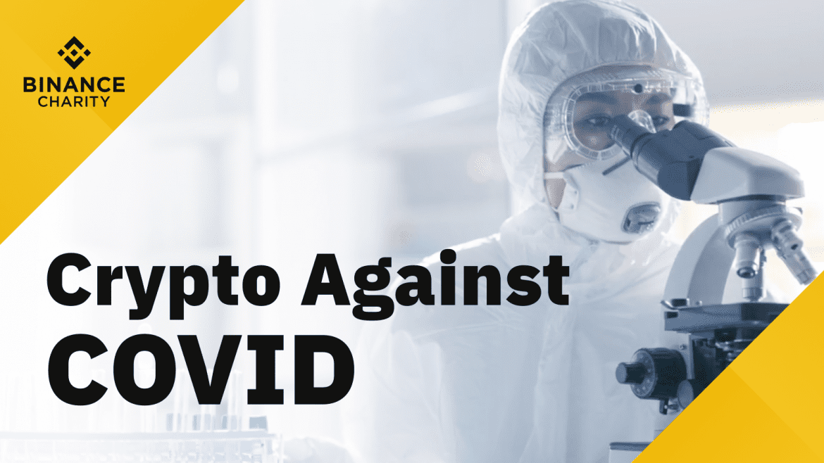 Binance Detail Results of Crypto Against COVID