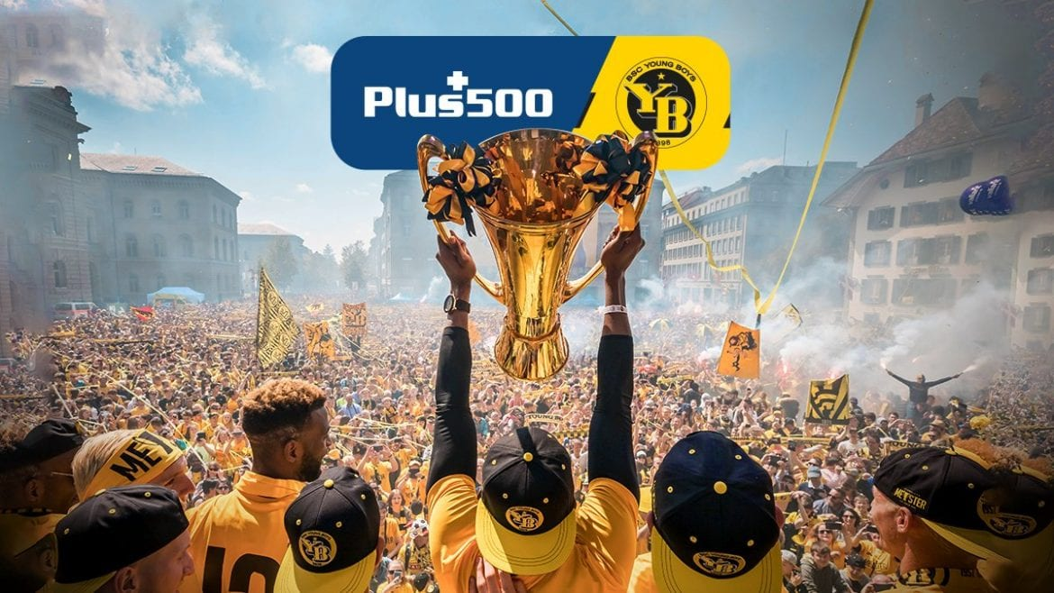Plus500 Announce New Sponsor, BSC Young Boys