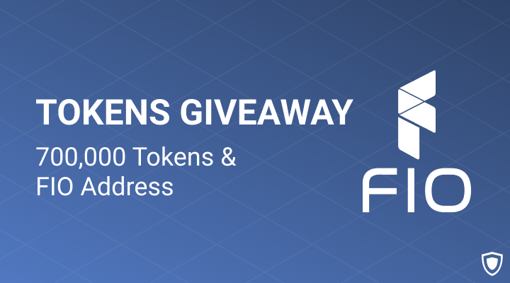 700,000 FIO Tokens Up For Grabs with Guarda