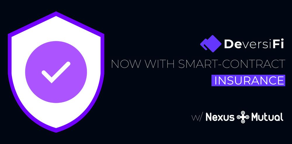 DeversiFi Launch New Smart Contract Insurance