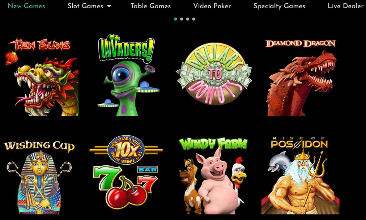 True Fortune Casino Games