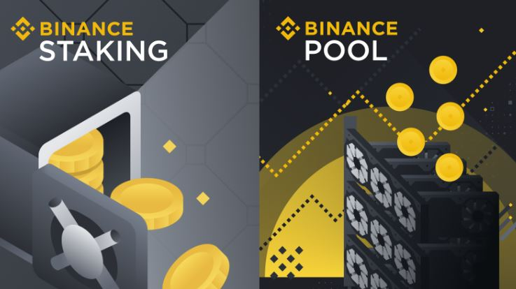 Binance Now Supports PoS Staking