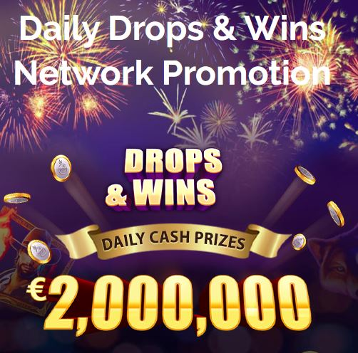 Daily Drops & Wins Extended at Monte Crypto Casino