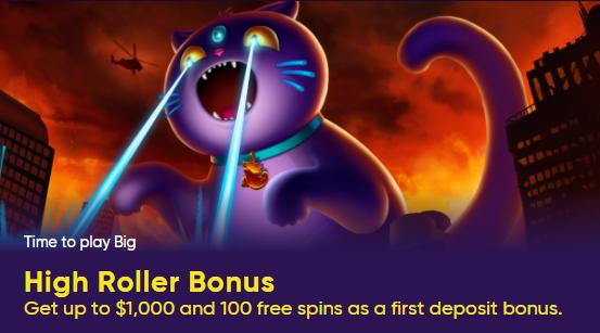 Bao Casino Offering High Roller Bonus