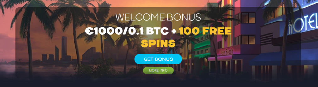 WildTornado Welcome Bonus