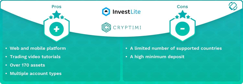 pro and con invest lite