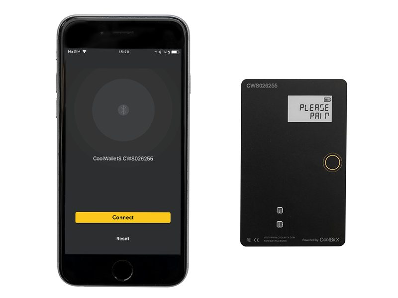 Coolwallet S and hardware wallet