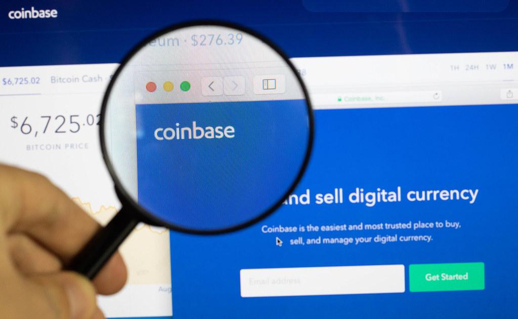 Significant Bitcoin Drops As Coinbase Announces IPO