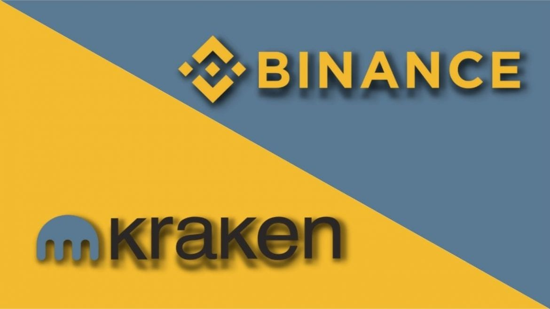 Binance vs Kraken: Comparing Exchanges