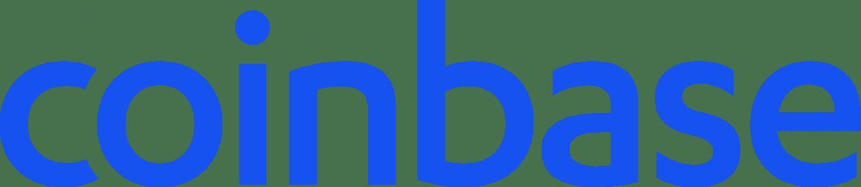 Coinbase  bitcoin exchange logo