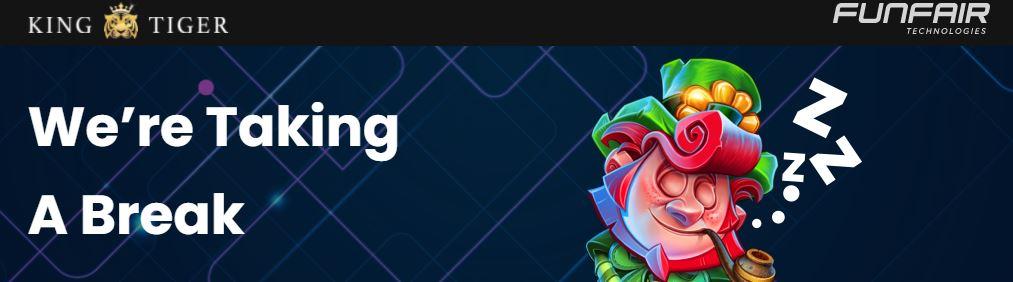 KingTiger Casino Announces Shut Down