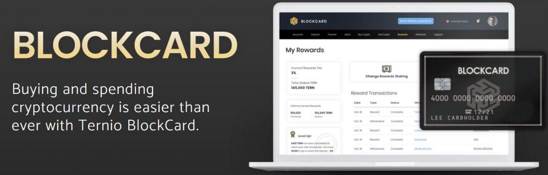blockcard crypto visa
