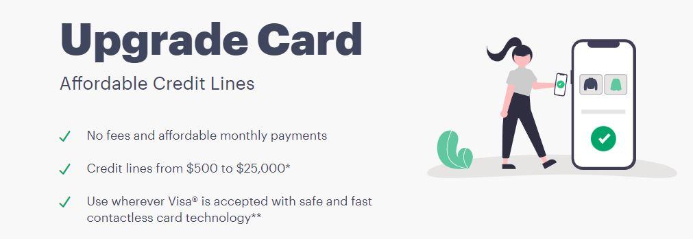 Upgrade Reward Cards