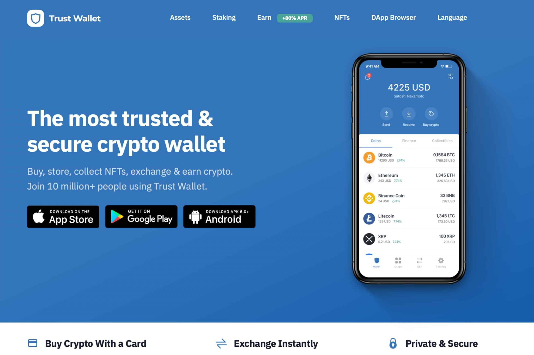 Trust Wallet Review
